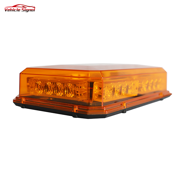 Amber Warning led mini light bar TBD-324