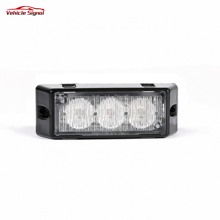 Amber Strobe Grille lights LTD-8133B
