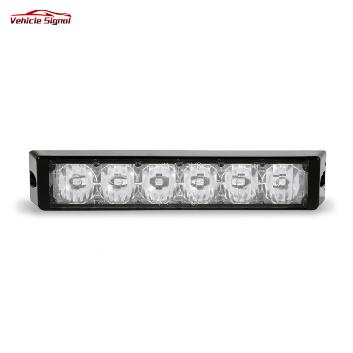 Low Profile Warning Strobe Grille Light LTD-8136B