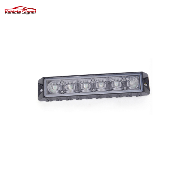 Dual Color strobe dash deck lights for truck LTD-4136Y